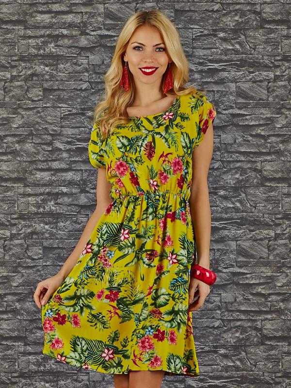 V11450-3 Платье
